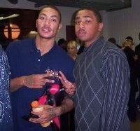 Me and D-Rose